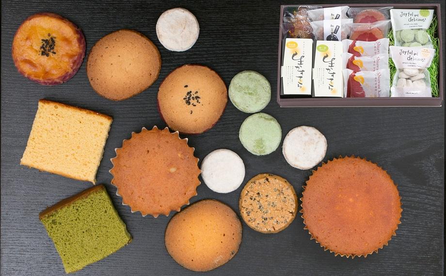 【ふるさと納税】020-020 阿波和三盆糖生かすてらと焼き菓子セットB