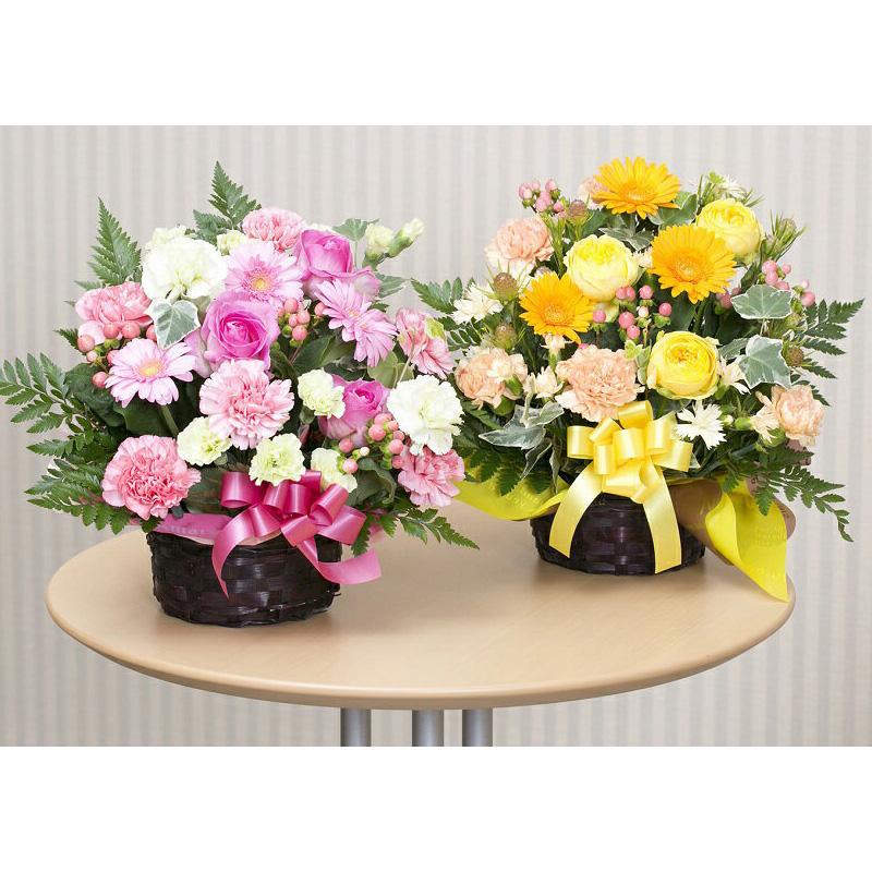 【ふるさと納税】015-057 バラのフラワーアレンジメント