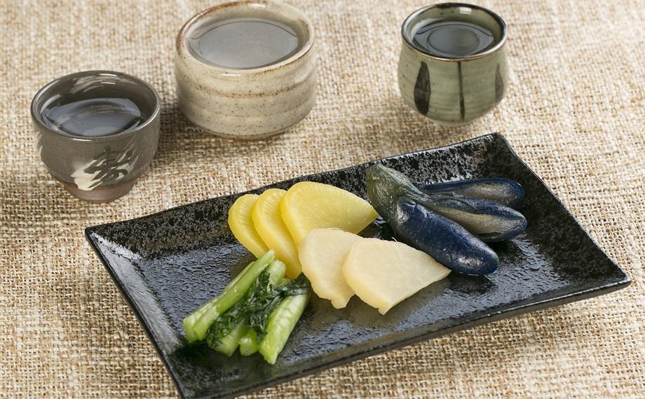 【ふるさと納税】010-004 伝統のたくあん漬け&旬のお漬け物セット