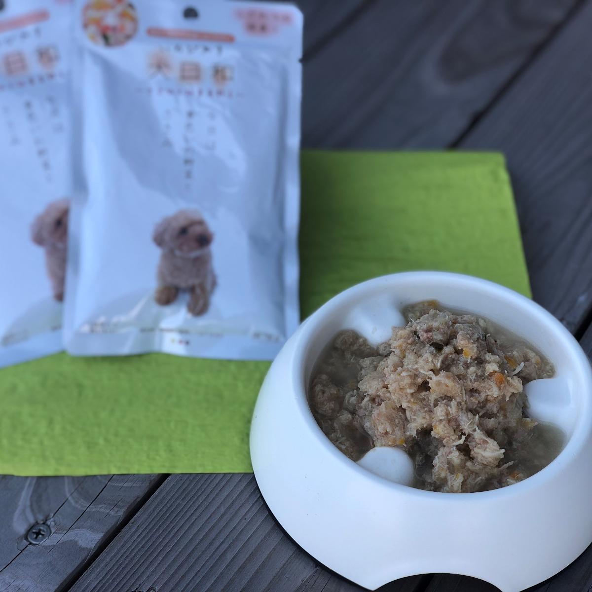 【ふるさと納税】WNW21 産地直送!わんちゃんへ「犬日和 レトルト ささみと野菜」