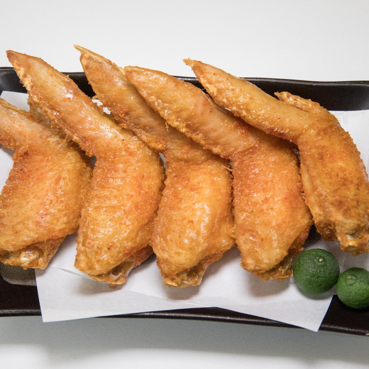 【ふるさと納税】IZM03 徳島グルメフェス フライドチキン部門第2位! 絶品・阿波尾鶏手羽先 20本入り
