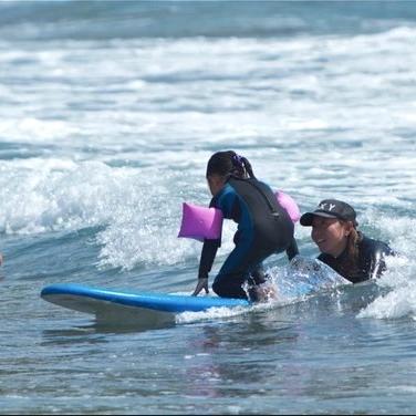 【ふるさと納税】PVL02 サーフィン体験レッスン PavilionSurf