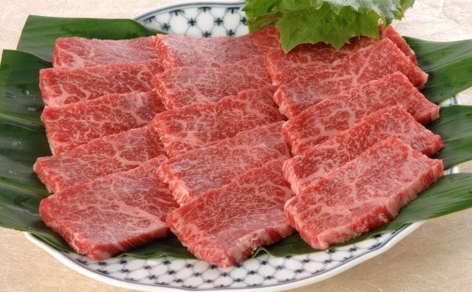 【ふるさと納税】プレミアム黒毛和牛【オリーブ牛】カルビ焼肉 【牛肉・お肉】