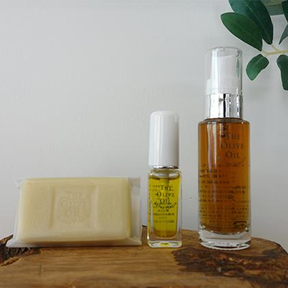 【ふるさと納税】オリーヴの森 天然100%小豆島産美容オリーヴオイル 30mL 【美容グッズ・スキンケア】