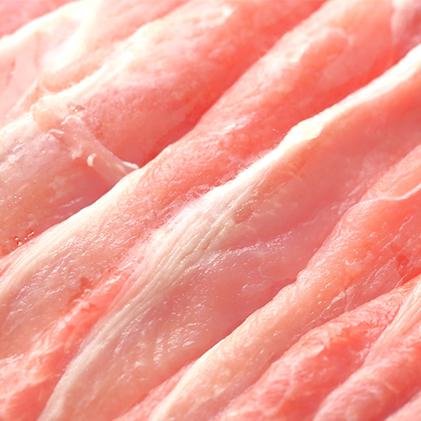 【ふるさと納税】讃岐もち豚 ローススライス 2,000g 【お肉・豚肉】