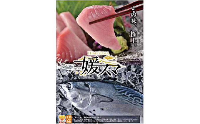 【ふるさと納税】愛媛県産養殖「媛スマ」 【魚貝類】 お届け:2019年11月29日~2020年5月1日