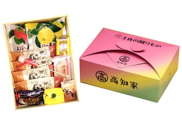 【ふるさと納税】土佐銘菓セット(高知市) お菓子