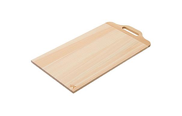 【ふるさと納税】四万十ひのき取っ手付きまな板(須崎市) 特産品