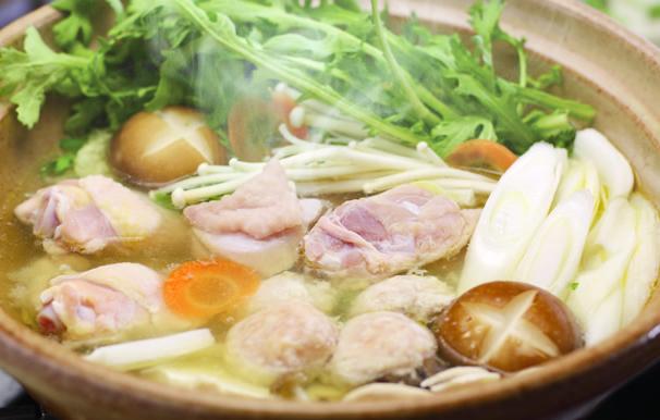 【ふるさと納税】土佐はちきん地鶏鍋セット(大川村) 鍋セット