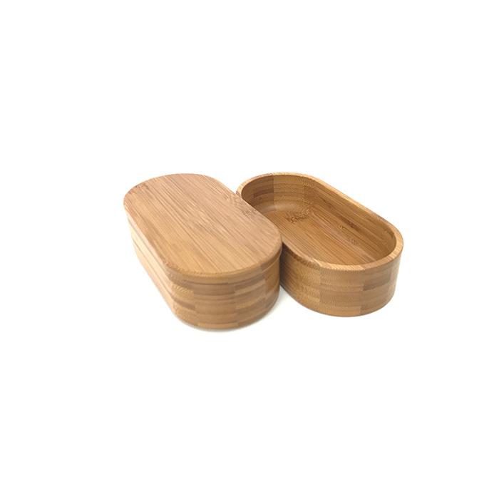 【ふるさと納税】高知県産 竹集成材製 お弁当箱