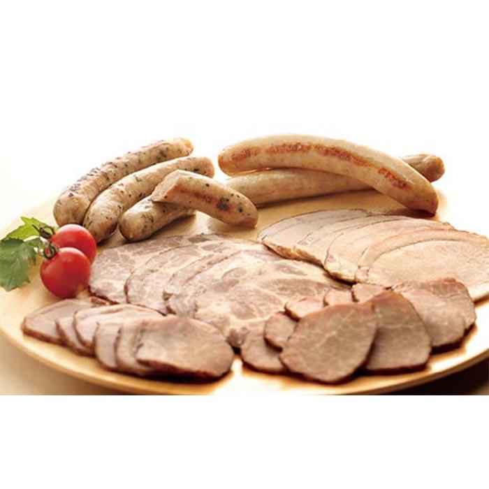 【ふるさと納税】高知県産豚肉ハム・ソーセージセット