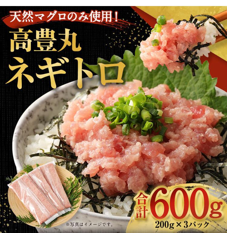 【訳あり】高豊丸ネギトロ 600g
