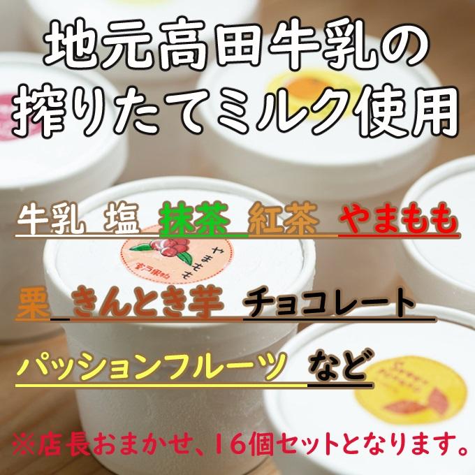 【ふるさと納税】RK−06ジェラート【16個入り】