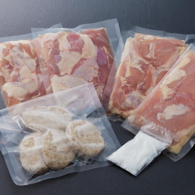 【ふるさと納税】AG015土佐はちきん地鶏鉄板焼きセット