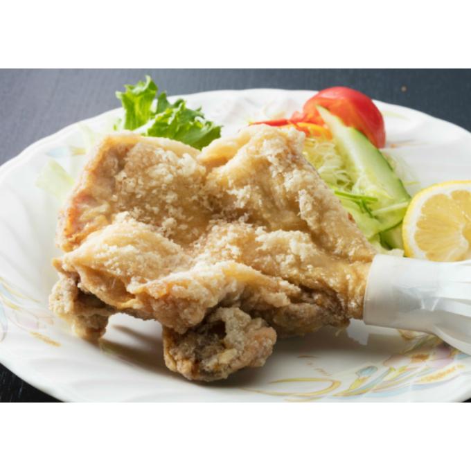 【ふるさと納税】HN018初音の鶏もも肉からあげ【6本】<肉 鶏肉 もも肉 唐揚げ 冷凍 送料無料>
