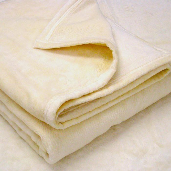 【ふるさと納税】国産ひのきと高級シルク綿とそば殻の有機枕とオーガニック綿毛布セット