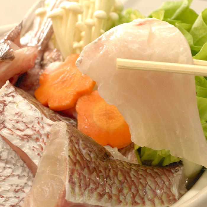 【ふるさと納税】ブランド鯛「乙女鯛鍋セット」 簡単調理! 産地直送 送料無料