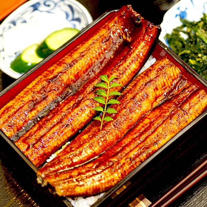 【ふるさと納税】圧倒的ボリューム!肉厚ふっくら美味しいうなぎ蒲焼き(200g) 7尾セット
