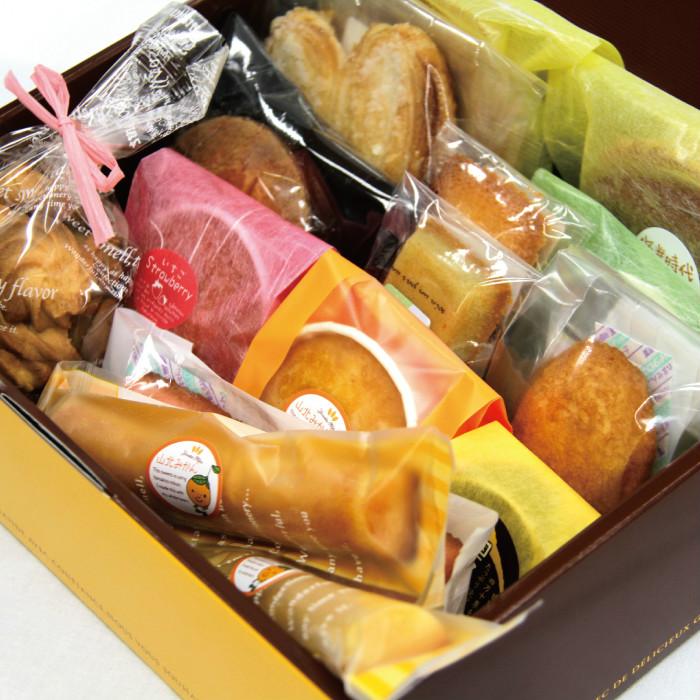 【ふるさと納税】菓子工房コンセルトのおまかせ焼菓子セット【送料無料】のし 対応可 スイーツ 包装 B-230