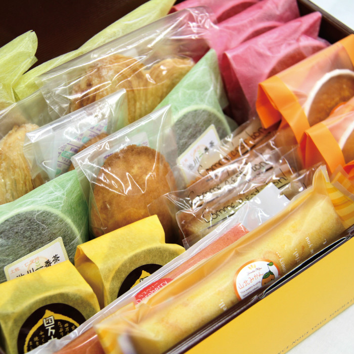 【ふるさと納税】★菓子工房コンセルトのおまかせ焼菓子デラックスセット【送料無料】スイーツ D-64 贈り物