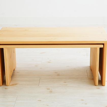 【ふるさと納税】秘密のお絵かき基地2個セット 【インテリア・机・テーブル】