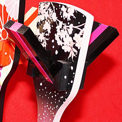 【ふるさと納税】【高知のよさこい文化】 色彩鳴子 マロウ 1組 【地域のお礼の品・お祭り】