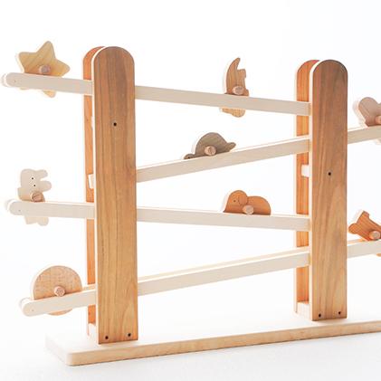 【ふるさと納税】ころころ動物 【木のおもちゃ・キッズ・ベビーグッズ・赤ちゃん】