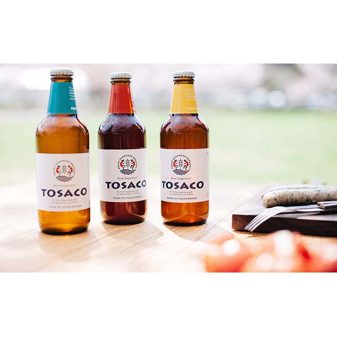 【ふるさと納税】高知のクラフトビール「TOSACO」6本セット 【お酒・地ビール】