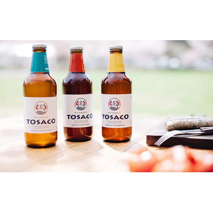 【ふるさと納税】高知のクラフトビール「TOSACO」24本セット 【お酒・地ビール】