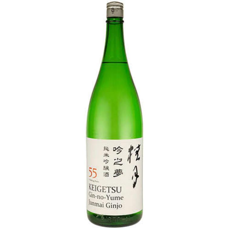 【ふるさと納税】日本酒(吟之夢純米大吟醸55) 1800ml