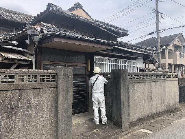 【ふるさと納税】空き家安心見守りサポート(大牟田)3回コース