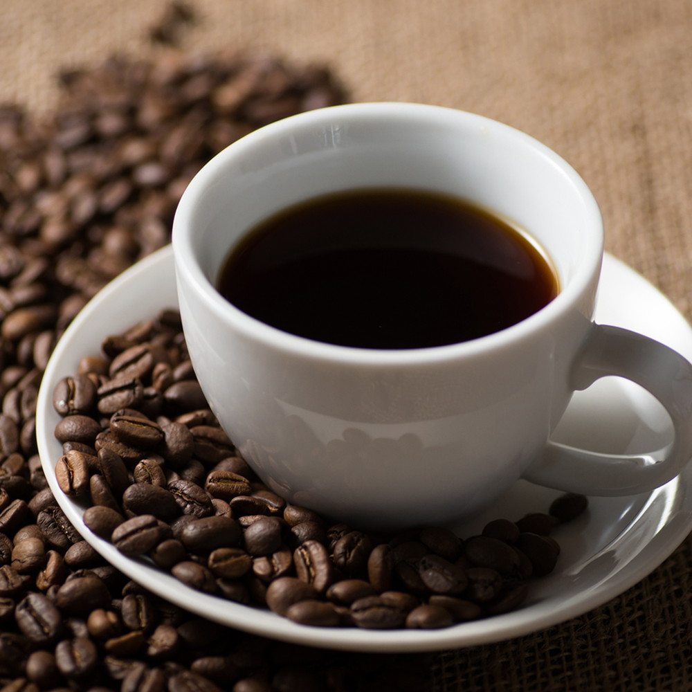【ふるさと納税】【A8-008】きれいなコーヒーカフェインレス・コロンビア(豆)200g×5袋
