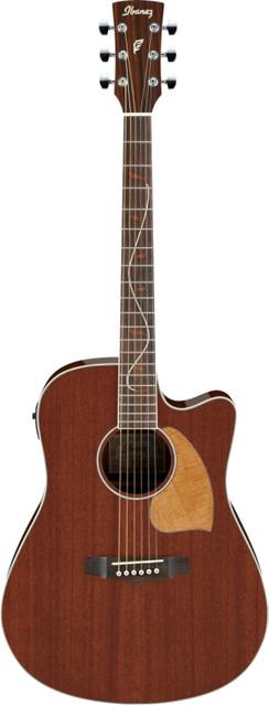 【ふるさと納税】Ibanez エレクトリック・アコースティックギター PF32MHCE-NMH