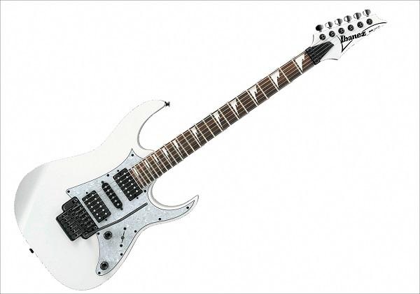 【ふるさと納税】Ibanez エレキギター RG350DXZ WH