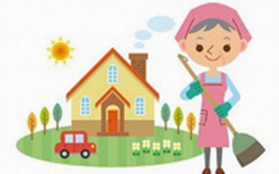 【ふるさと納税】お庭掃除