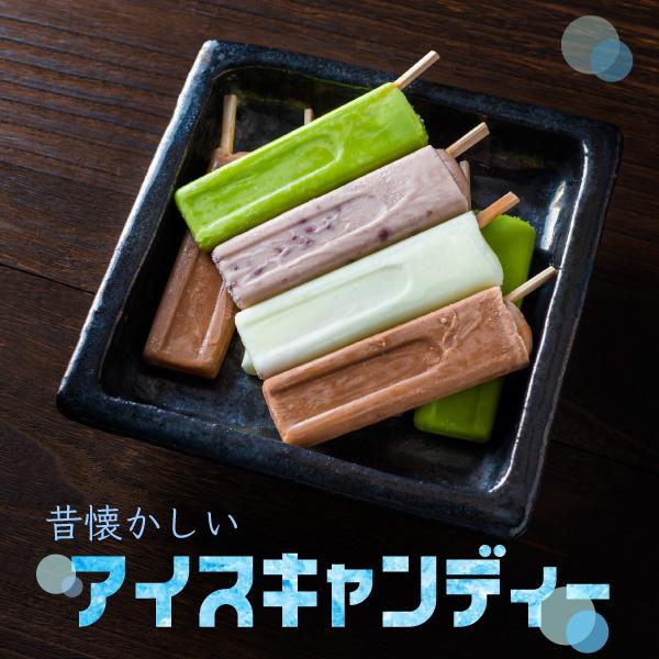 【ふるさと納税】酒蔵手づくりの無添加アイスキャンデー(30本)