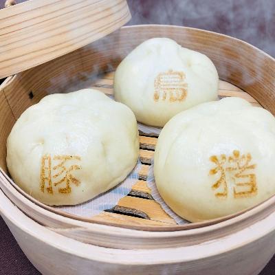 福岡県産の美味しい肉まんを食べ比べ 売れ筋ランキング 豚と鳥 猪のよくばりセットです 日本未発売 ふるさと納税 包萬楼 鳥 猪よくばりセット 1026538 豚