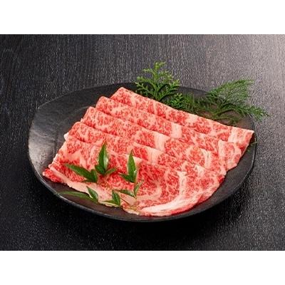 福岡県が誇る柔らかさと豊かな風味の博多和牛のA5ランクをお届けします。 【ふるさと納税】福岡県産・A5博多和牛ロースすき焼き・しゃぶしゃぶ用 600g(300g×2パック)【1099722】