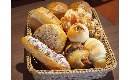 【ふるさと納税】KA0116_宗像産米粉使用!もちもち米粉パン15個