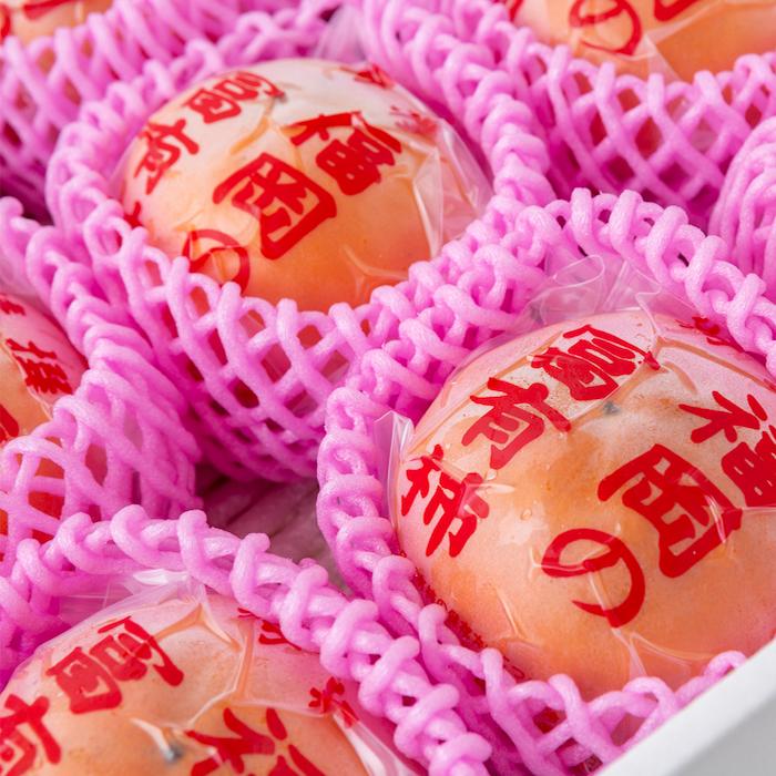 【ふるさと納税】 日永園 冷蔵富有柿 Lサイズ 15玉