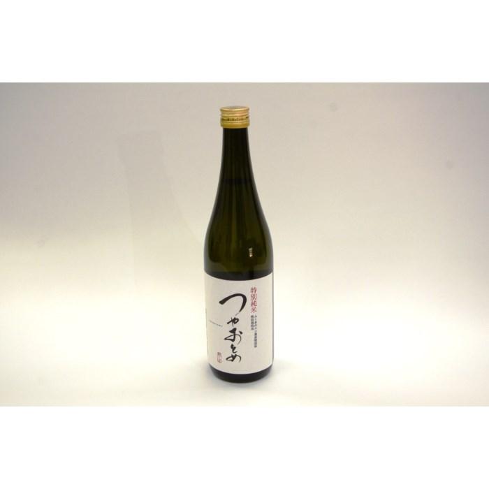 【ふるさと納税】特別純米酒「つやおとめ」 1.8L 日本酒 酒 アルコール 純米酒 米 国産 九州 福岡産 送料無料