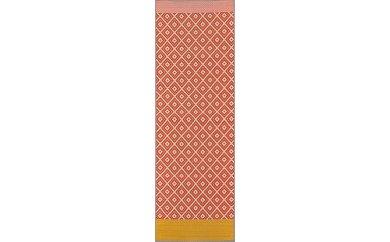 【ふるさと納税】 畳ヨガJAPAN ラティス(60×180)(色:レッド)い草のヨガマット AD-0112-01r