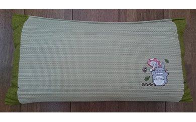 【ふるさと納税】トトロ森のきのこ平枕(50×30) AB-0114-01r