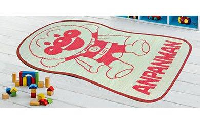 【ふるさと納税】アンパンマンといっしょ(70×120) 02-AG-0101r