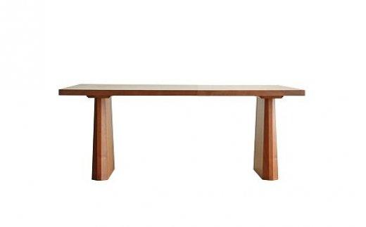 【ふるさと納税】Dテーブル アルド Dテーブル160 RNブラウン 02-DB-1412r