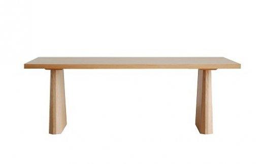 【ふるさと納税】Dテーブル アルド Dテーブル200 OCナチュラル 02-DC-1462r