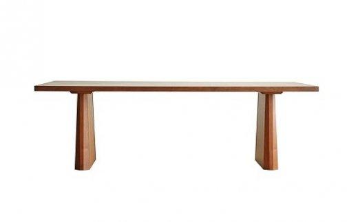 【ふるさと納税】Dテーブル アルド Dテーブル200 RNブラウン CC-1402-01r
