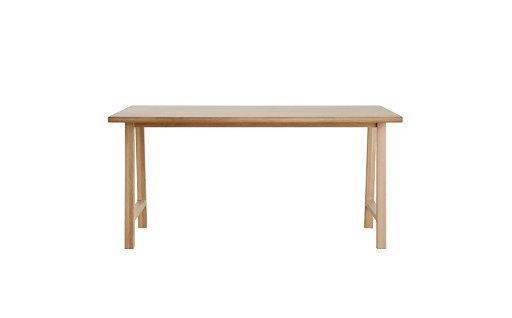 【ふるさと納税】ダイニングテーブル アンコール Dテーブル150丸面ONナチュラル CC-1401 大川家具