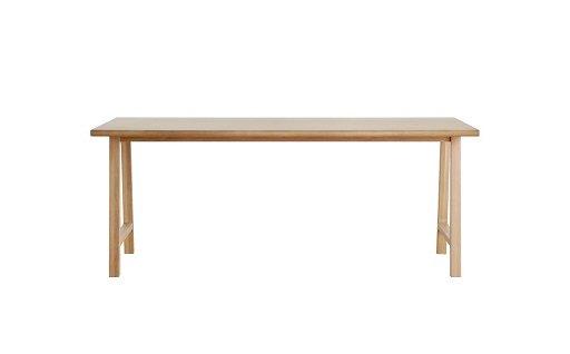 【ふるさと納税】Dテーブル アンコール Dテーブル180丸面ONナチュラル 02-DD-1453r