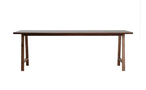 【ふるさと納税】Dテーブル アンコール Dテーブル210丸面RNブラウン 02-DH-1401r